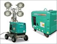 Yanmar lystårne og generatorer